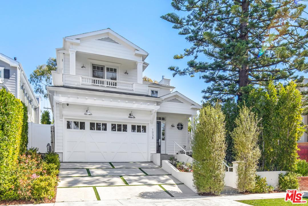 Photo of 1038 EMBURY ST, Pacific Palisades, CA 90272