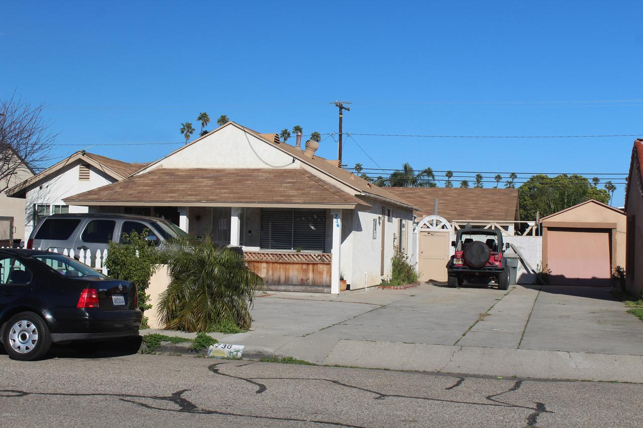 Photo of 736 SOUTH F STREET, Oxnard, CA 93030