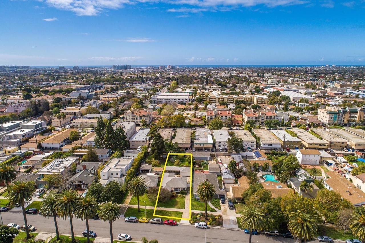 3957 MARCASEL, Los Angeles (City), CA 90066 - Marcasel Arial YELLOW