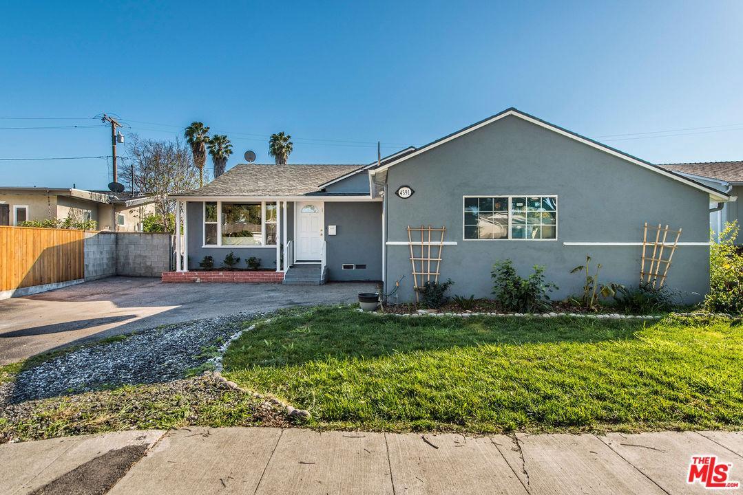 Photo of 4391 MENTONE AVE, Culver City, CA 90232