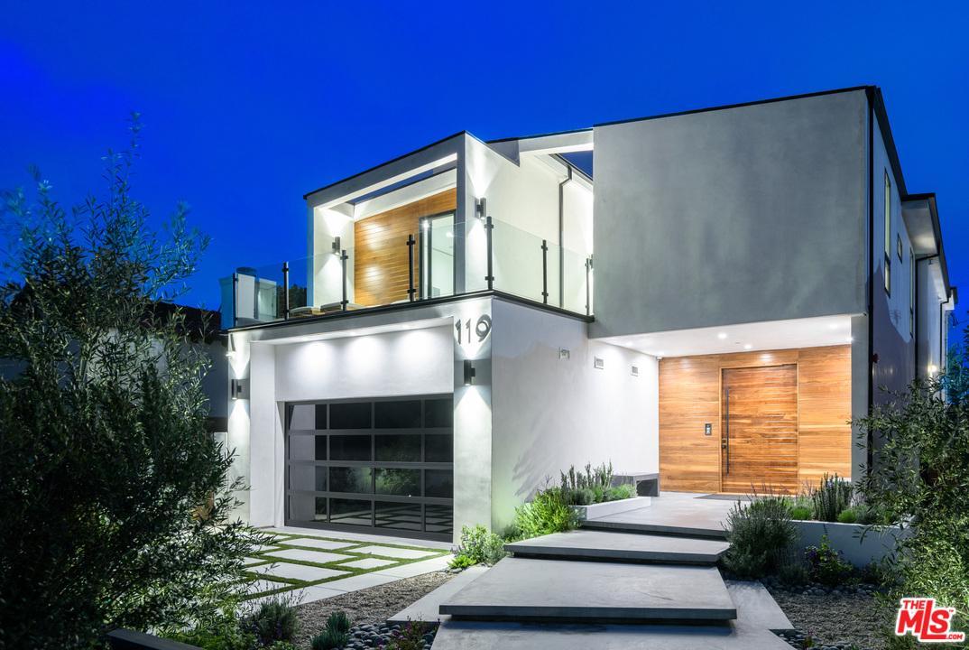 119 N KILKEA Drive - Beverly Center / Miracle Mile, California