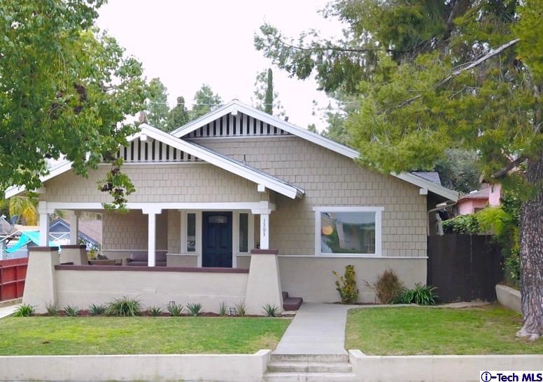 1303 RAYMOND, Pasadena, CA 91103