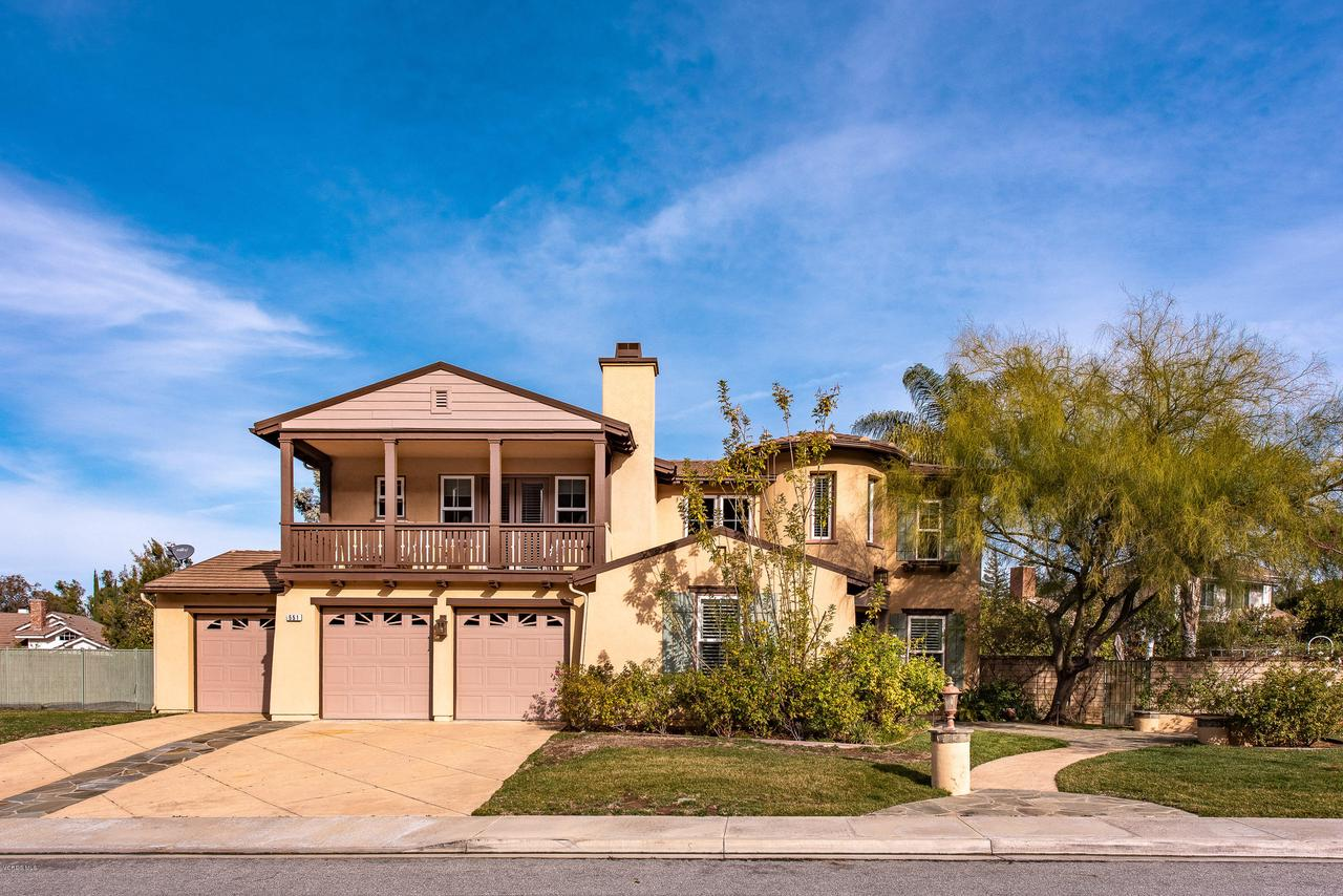 Photo of 551 RUNNING CREEK COURT, Simi Valley, CA 93065