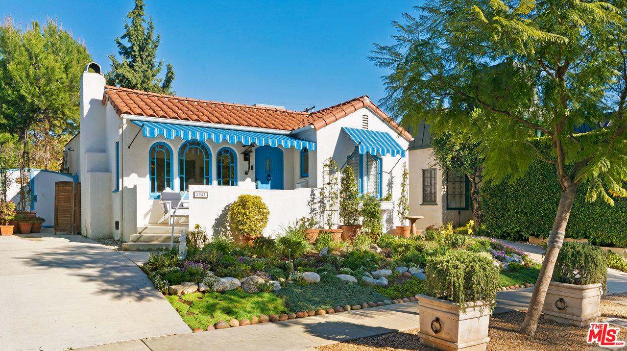 Photo of 8941 ASHCROFT AVE, West Hollywood, CA 90048