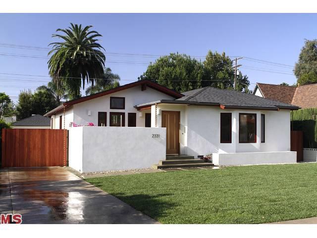 2331 PELHAM, Los Angeles (City), CA 90064