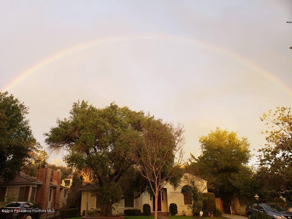 1650 LAS FLORES, San Marino, CA 91108 - rainbow