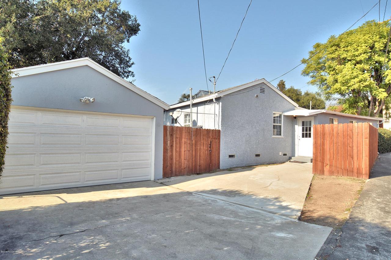 878 MORADA, Altadena, CA 91001 - side of home