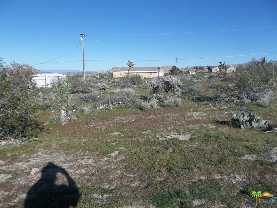 0 OLYMPIC, Joshua Tree, CA 92252