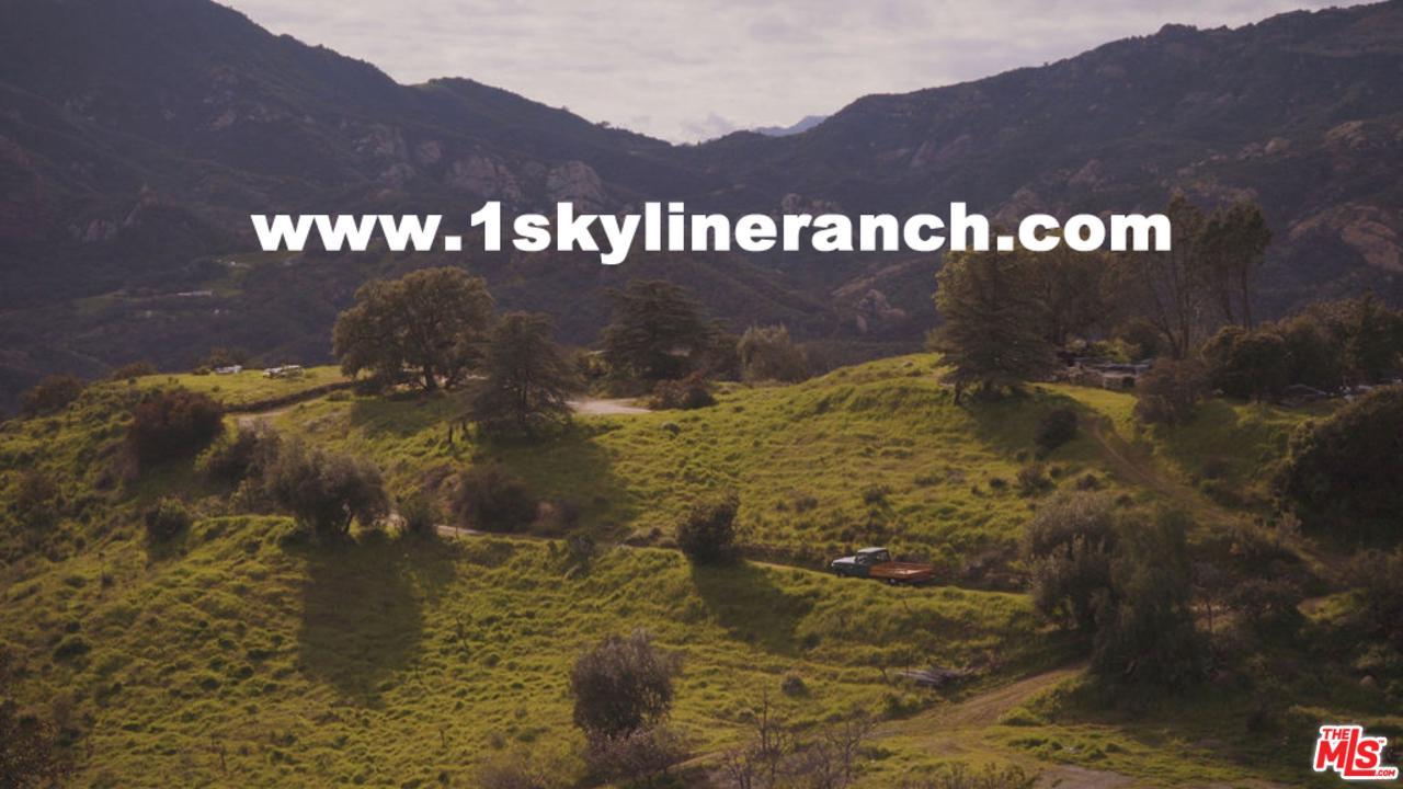 1 SKYLINE RANCH, Topanga, CA 90290