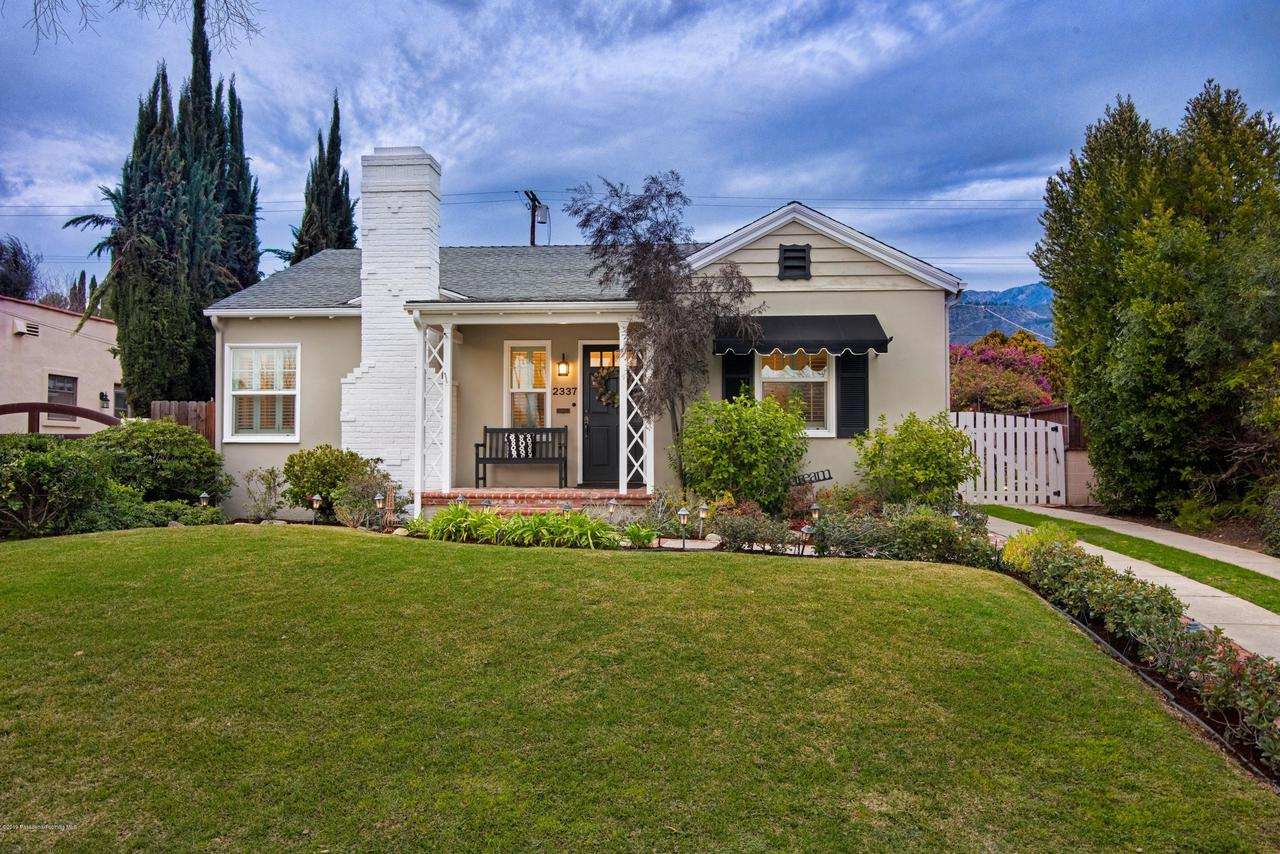 2337 LOMA VISTA, Pasadena, CA 91104 - 2337 LV FRONT EXT 1