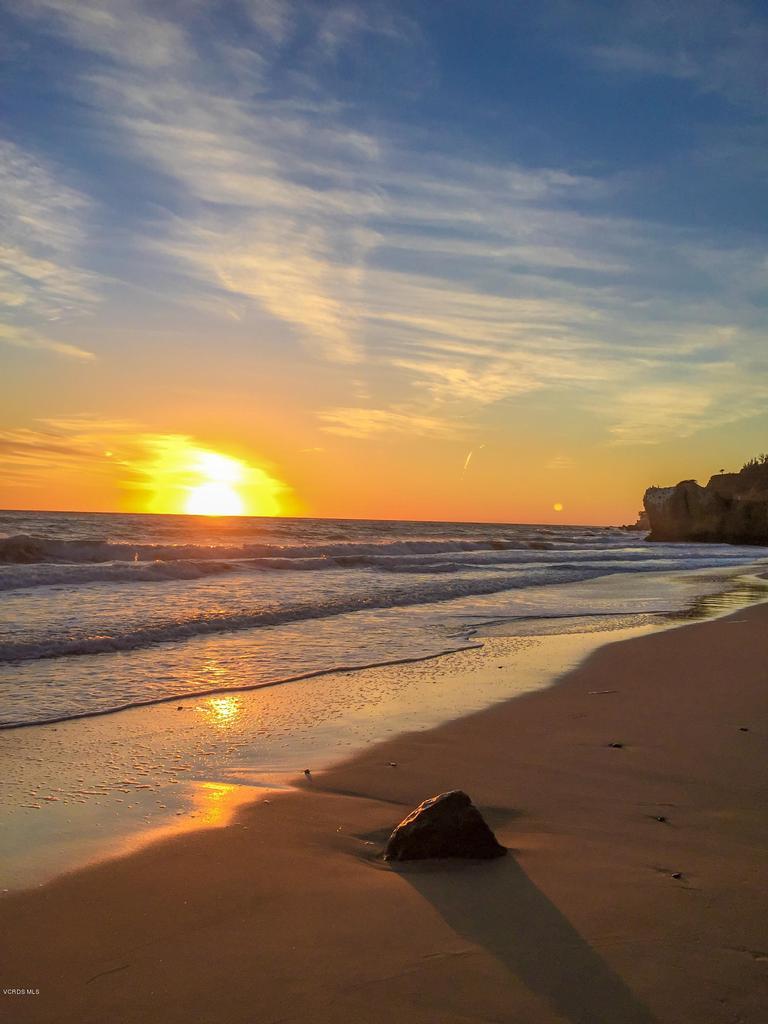 32036 PACIFIC COAST, Malibu, CA 90265 - Beach at Sunset