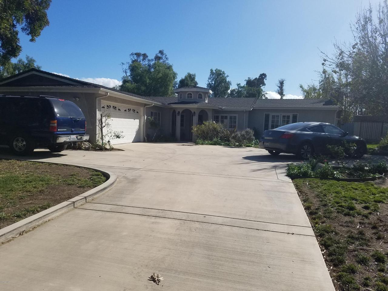10720 TERNEZ, Moorpark, CA 93021 - Front View
