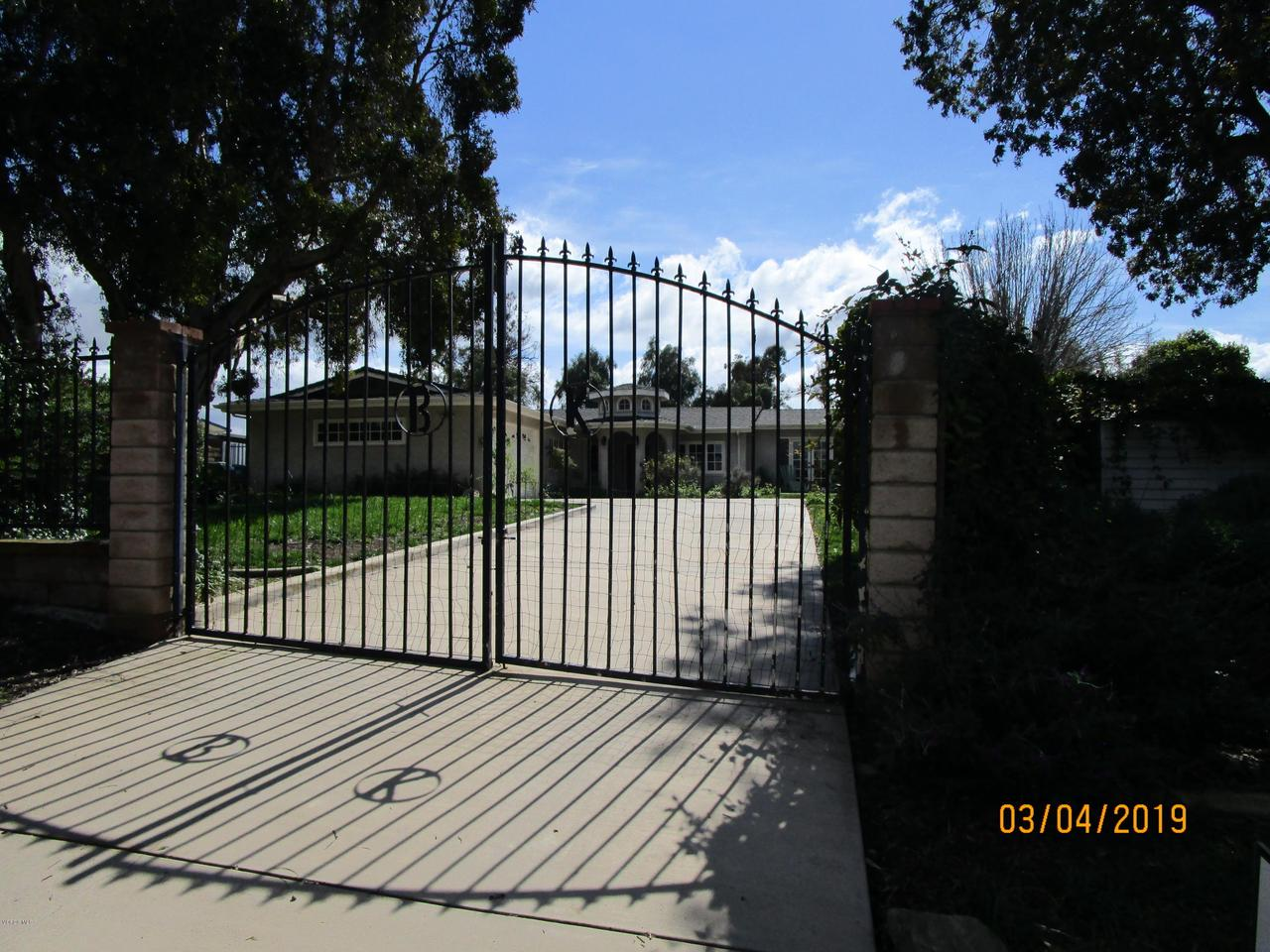 10720 TERNEZ, Moorpark, CA 93021 - Front Gate