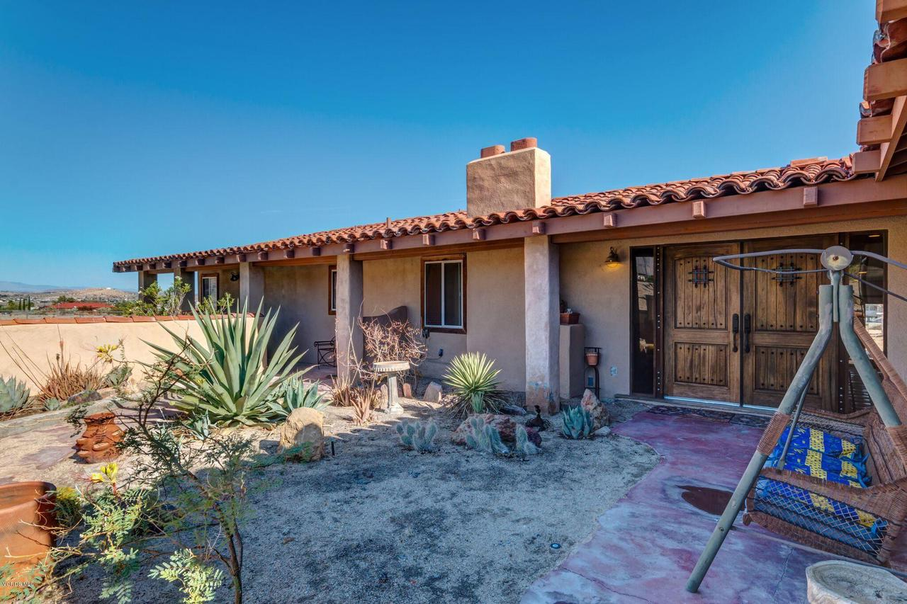 74784 FOOTHILL, 29 Palms, CA 92277 - Open Space