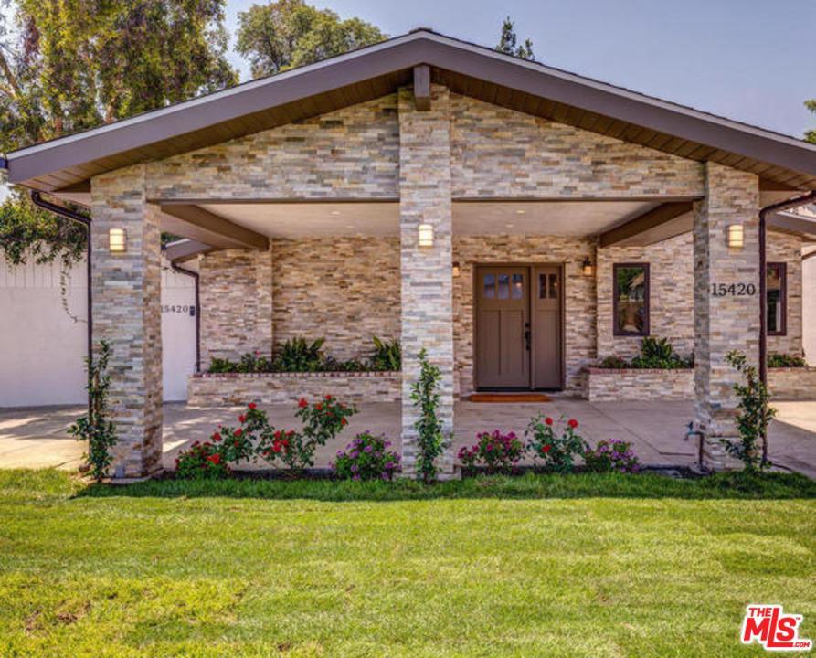 15420 LA MAIDA, Sherman Oaks, CA 91403