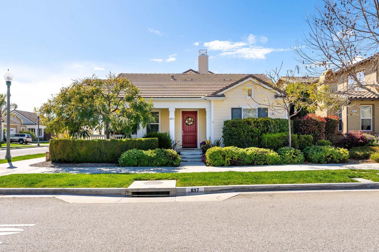 897 AMETHYST, Ventura, CA 93004 - Front