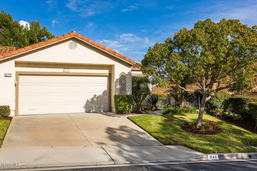 644 CARTPATH, Simi Valley, CA 93065 - Front