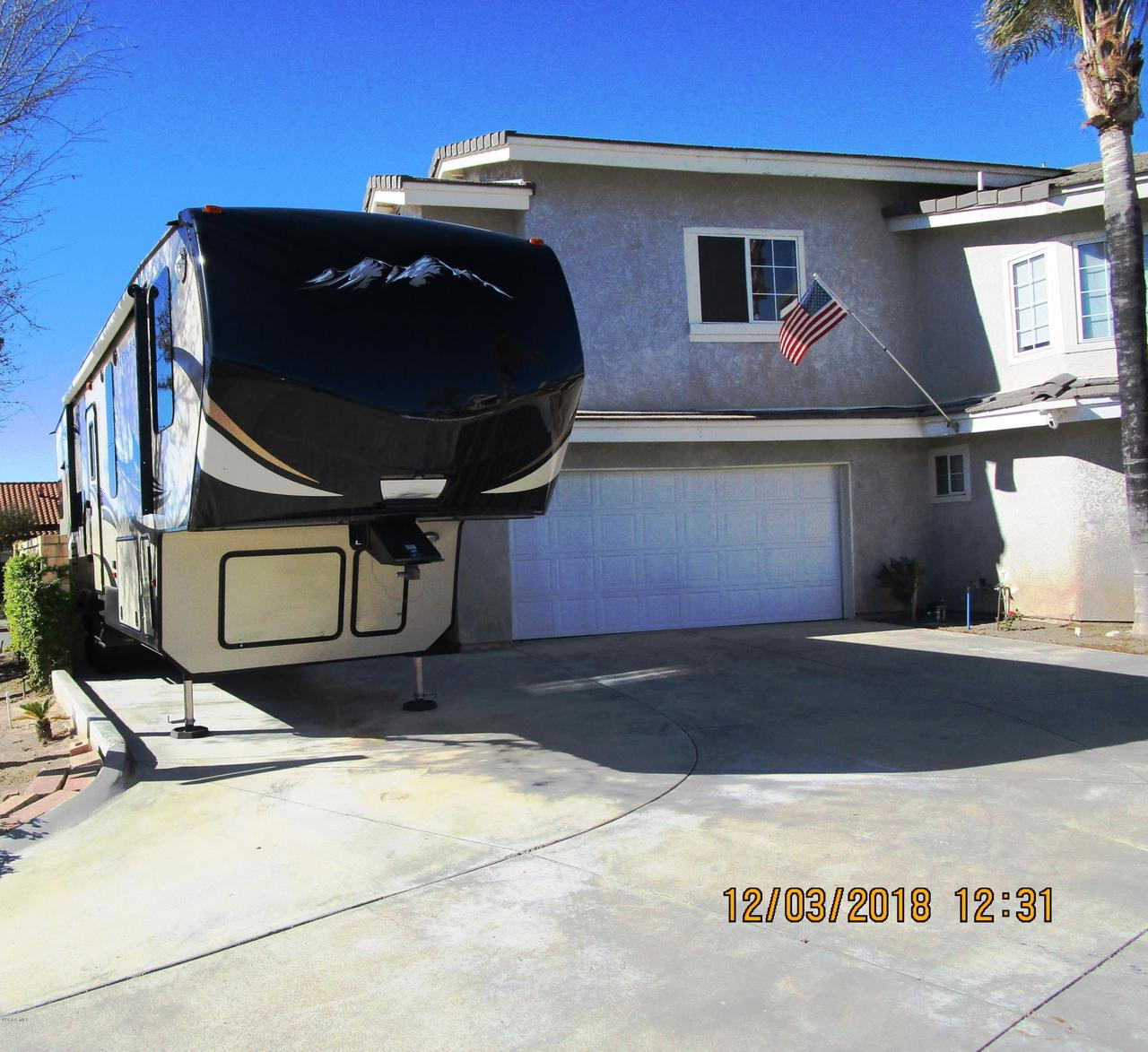 1063 MEADOWLARK, Fillmore, CA 93015 - rv parking
