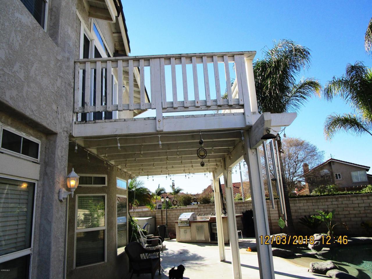 1063 MEADOWLARK, Fillmore, CA 93015 - patio cover