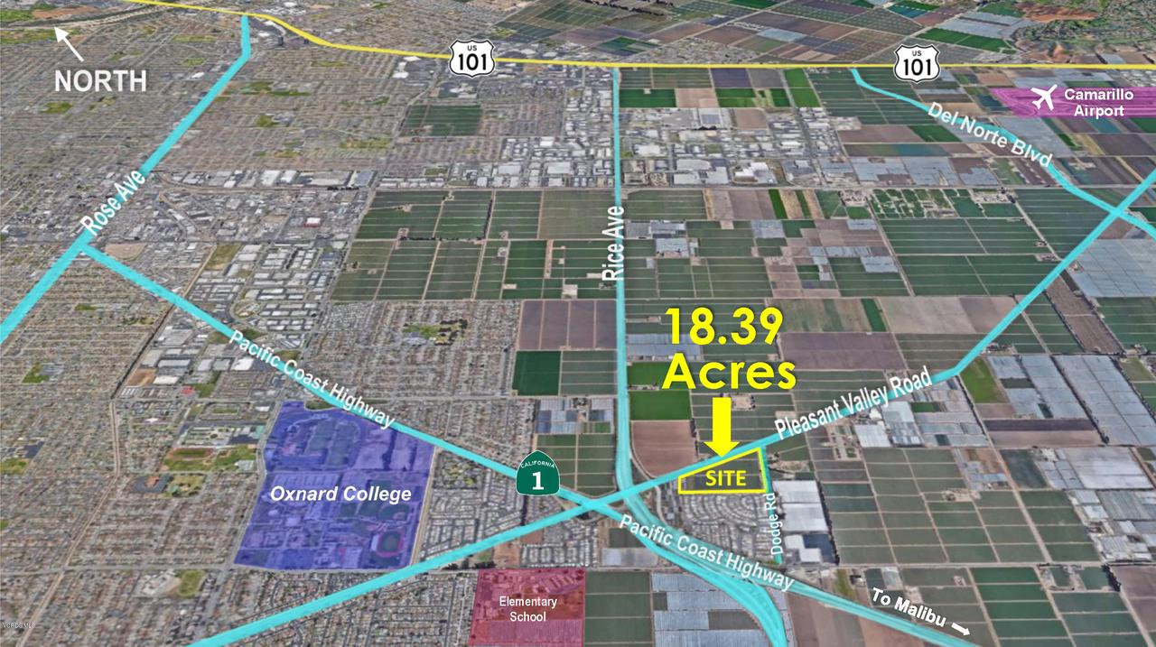 PLEASANT VALLEY, Oxnard, CA 93030 - Gateway Parcel-page 2 photo