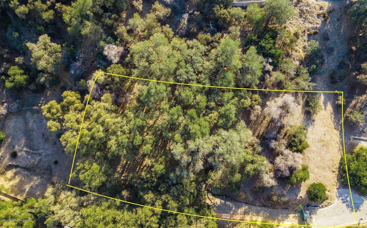 CORNWALL DRIVE, Glendale, CA 91206 - WITHPROPERTYLINE