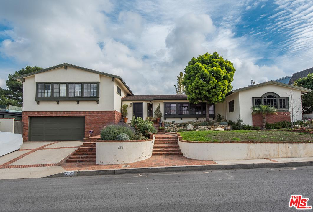 Photo of 288 BELLINO DR, Pacific Palisades, CA 90272
