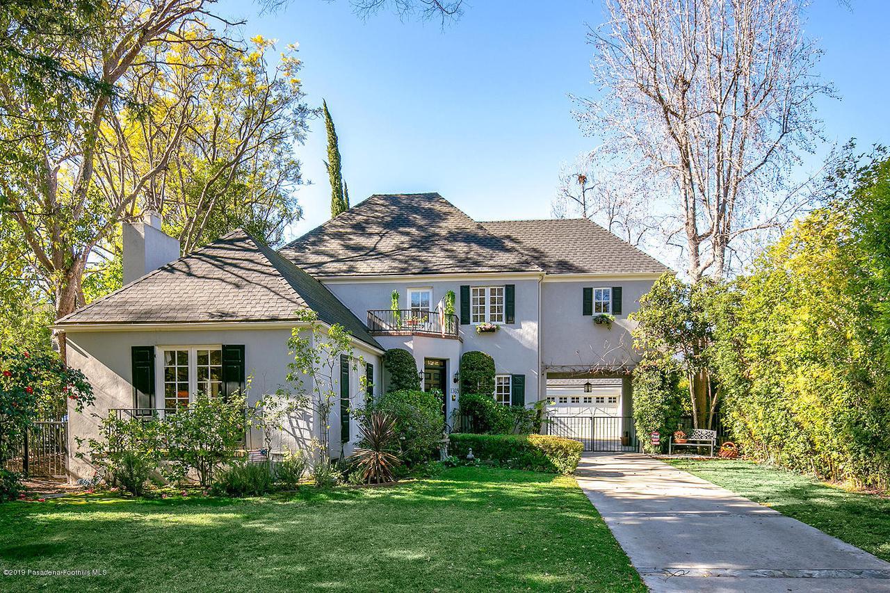 1365 LINDA VISTA, Pasadena, CA 91103 - 1365 Linda Vista Ave 001-mls