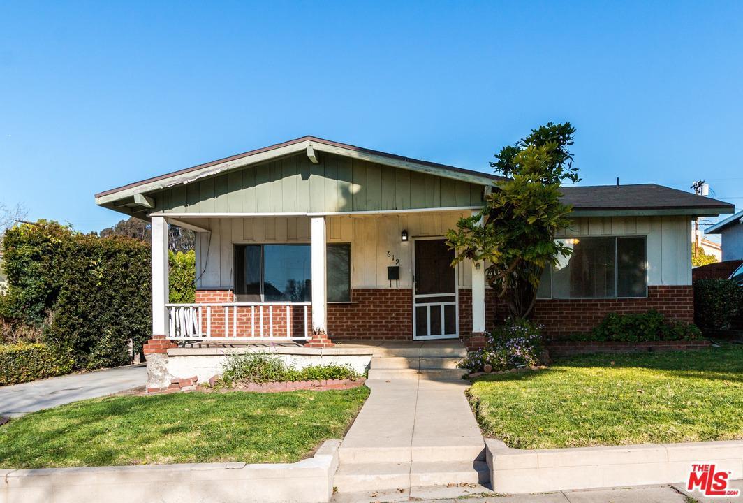 619 FAIRMOUNT, Burbank, CA 91501