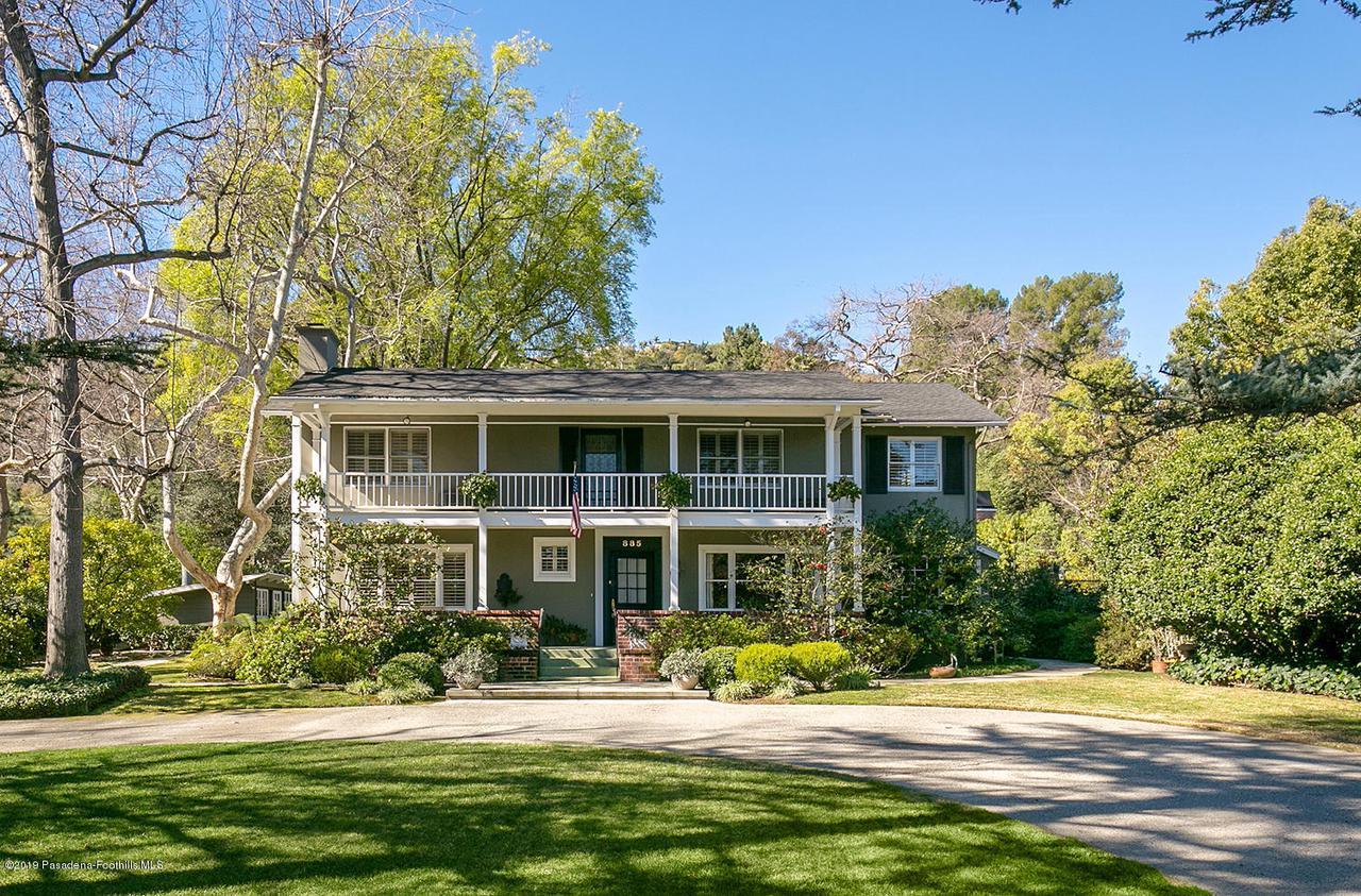 885 LINDA VISTA, Pasadena, CA 91103 - 885 Linda Vista Ave 007-mls