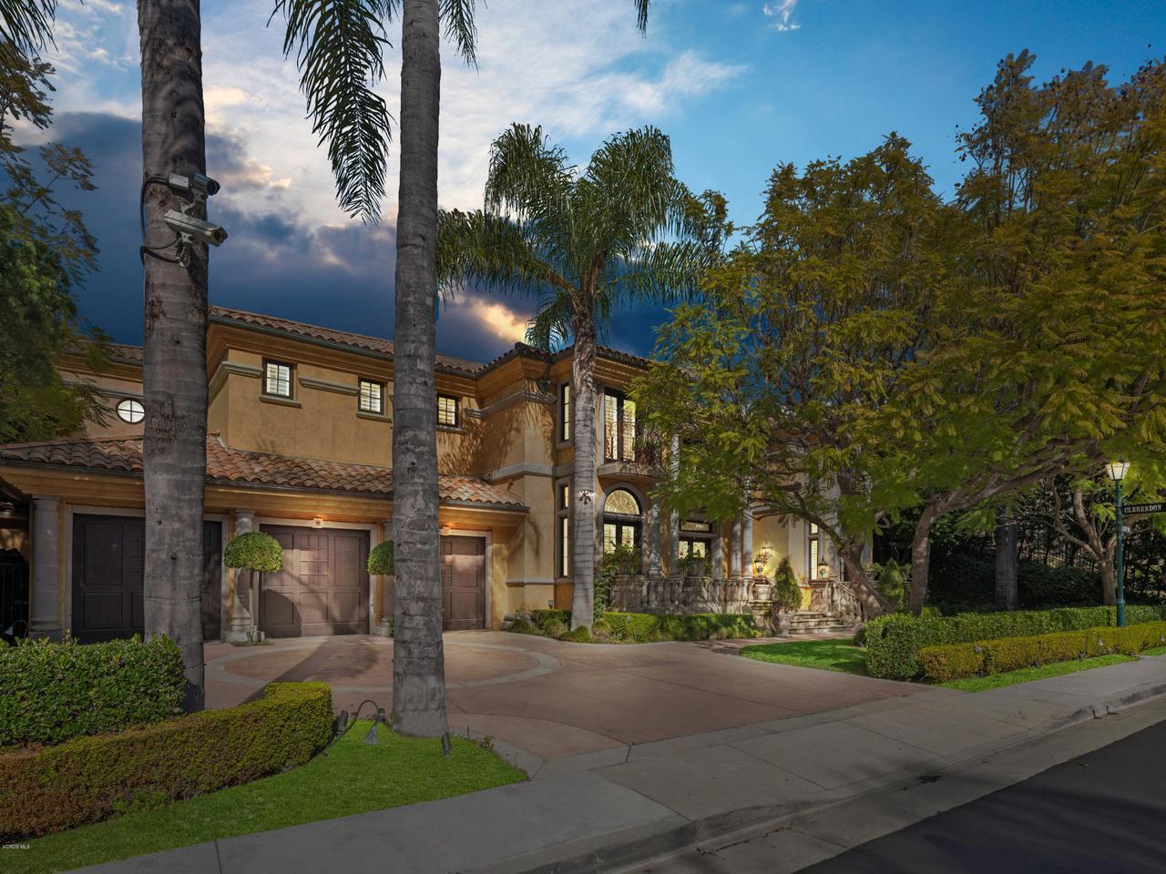 14003 AUBREY, Beverly Hills, CA 90210 - blue main 14003