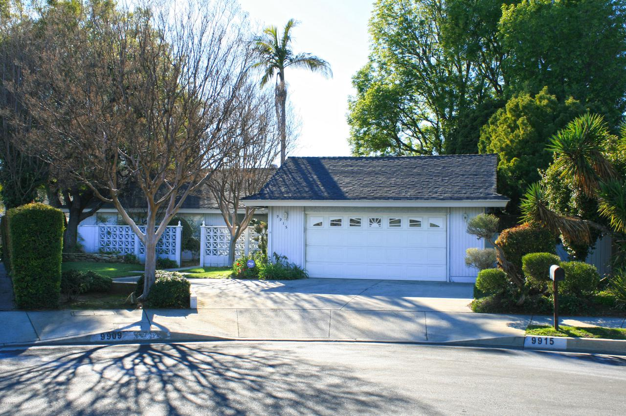 9915 BOTHWELL, Northridge, CA 91324 - Front (3)