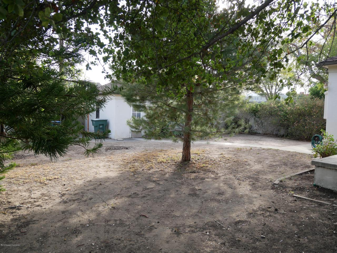 2432 ORANGE GROVE, Pasadena, CA 91104 - Back yard 2