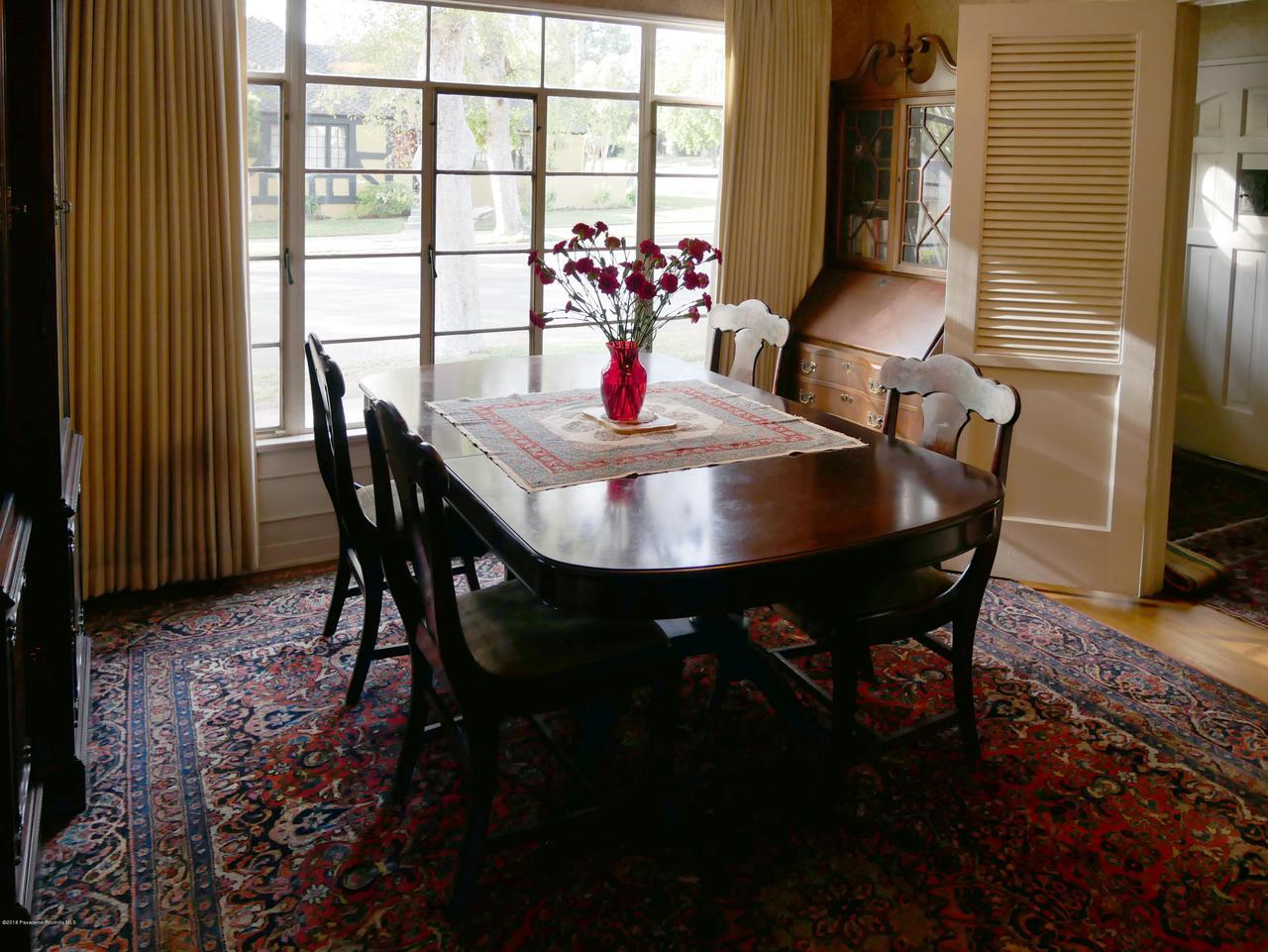 2432 ORANGE GROVE, Pasadena, CA 91104 - Dining Room 2