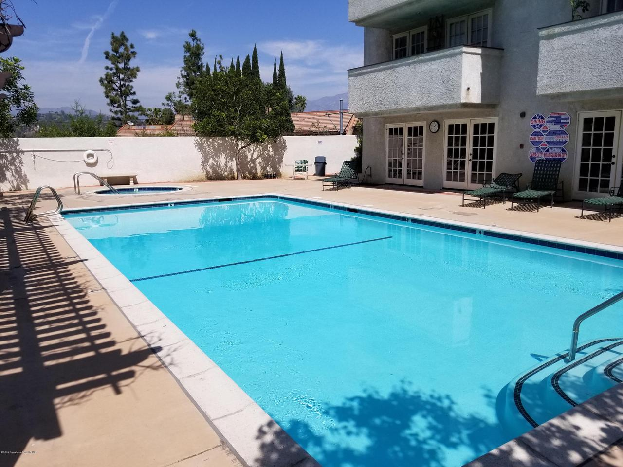 124 MONTEREY, South Pasadena, CA 91030 - Pool