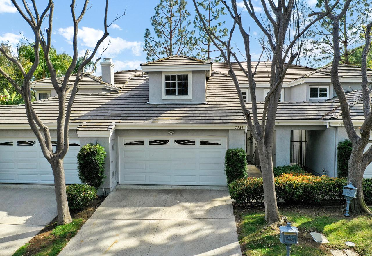 5588 SHADOW CANYON, Westlake Village, CA 91362 - Front