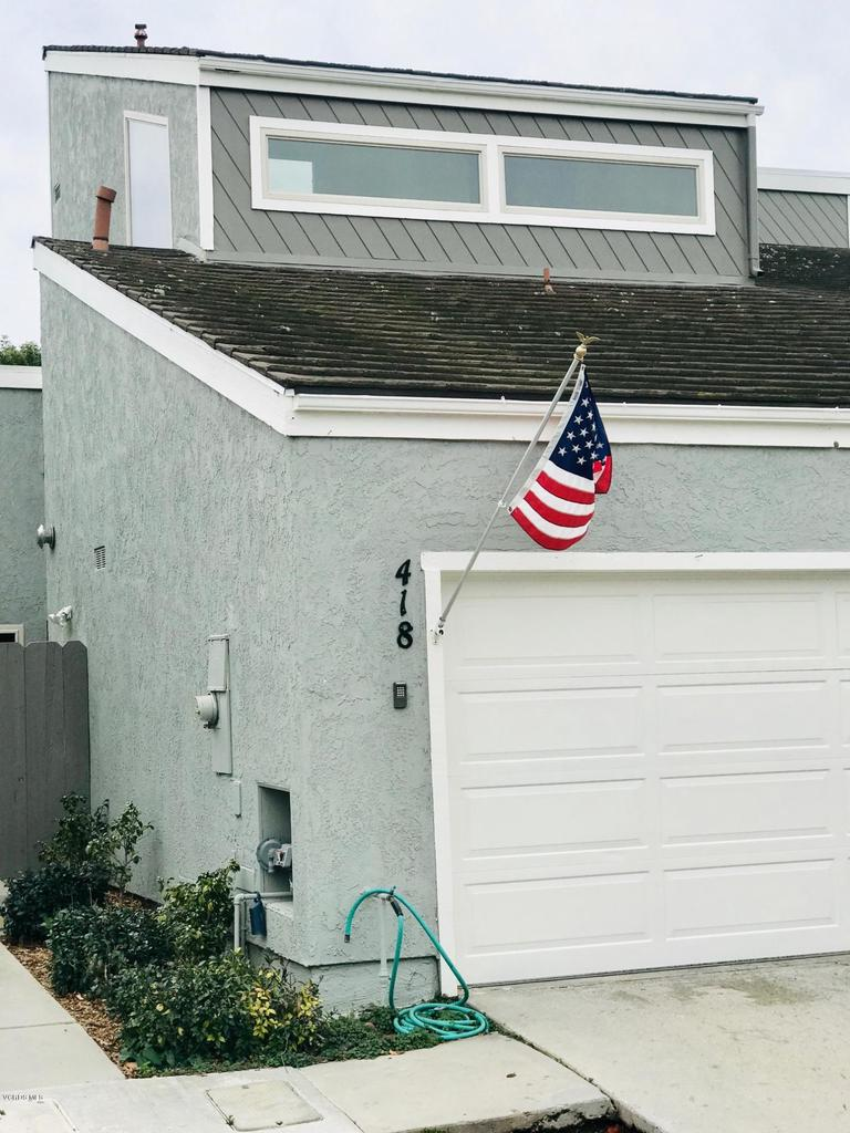 418 HARBOR LIGHTS, Port Hueneme, CA 93041 - front view no sign