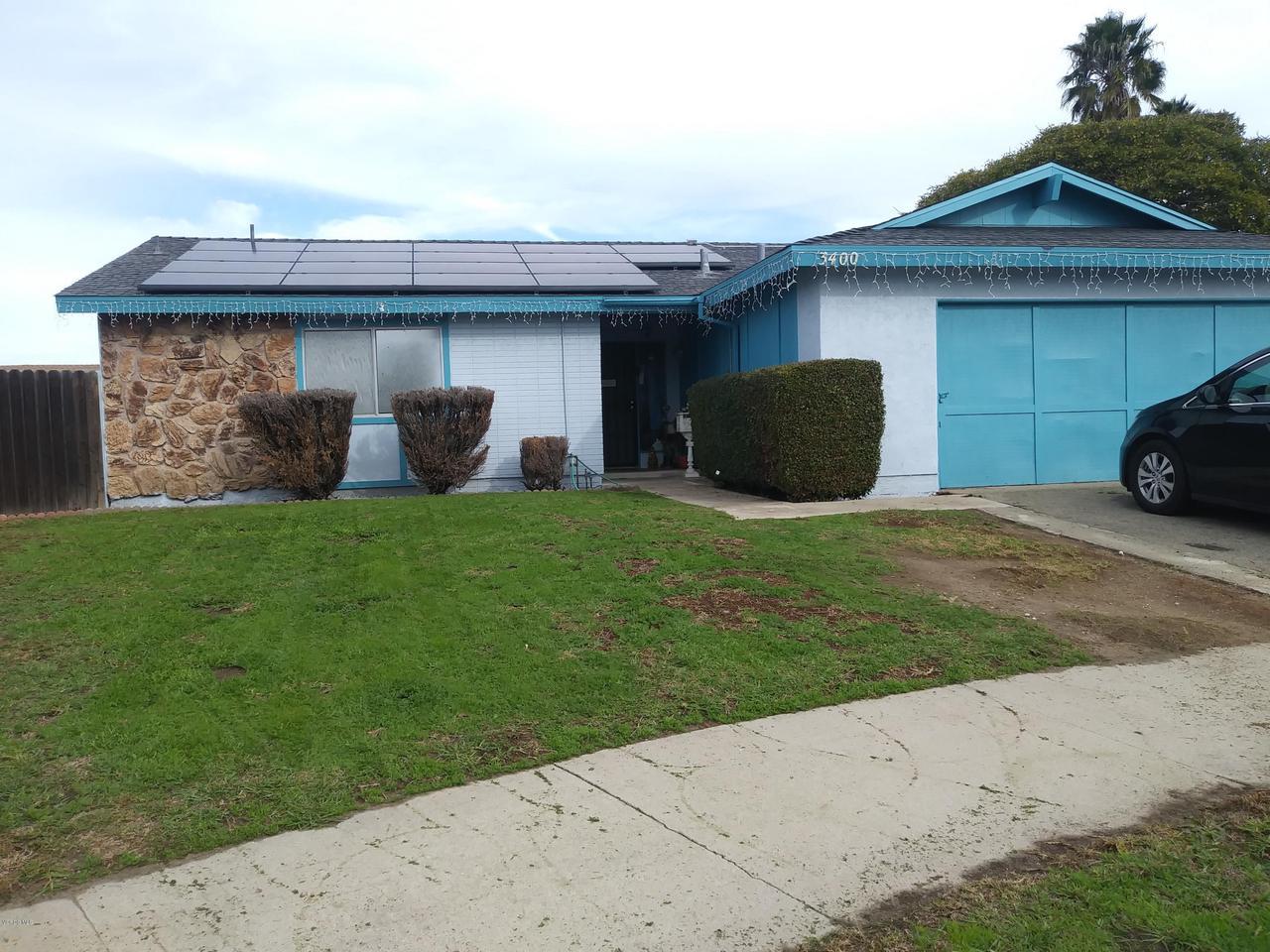3400 FRANKFORT, Oxnard, CA 93033 - Front Yard