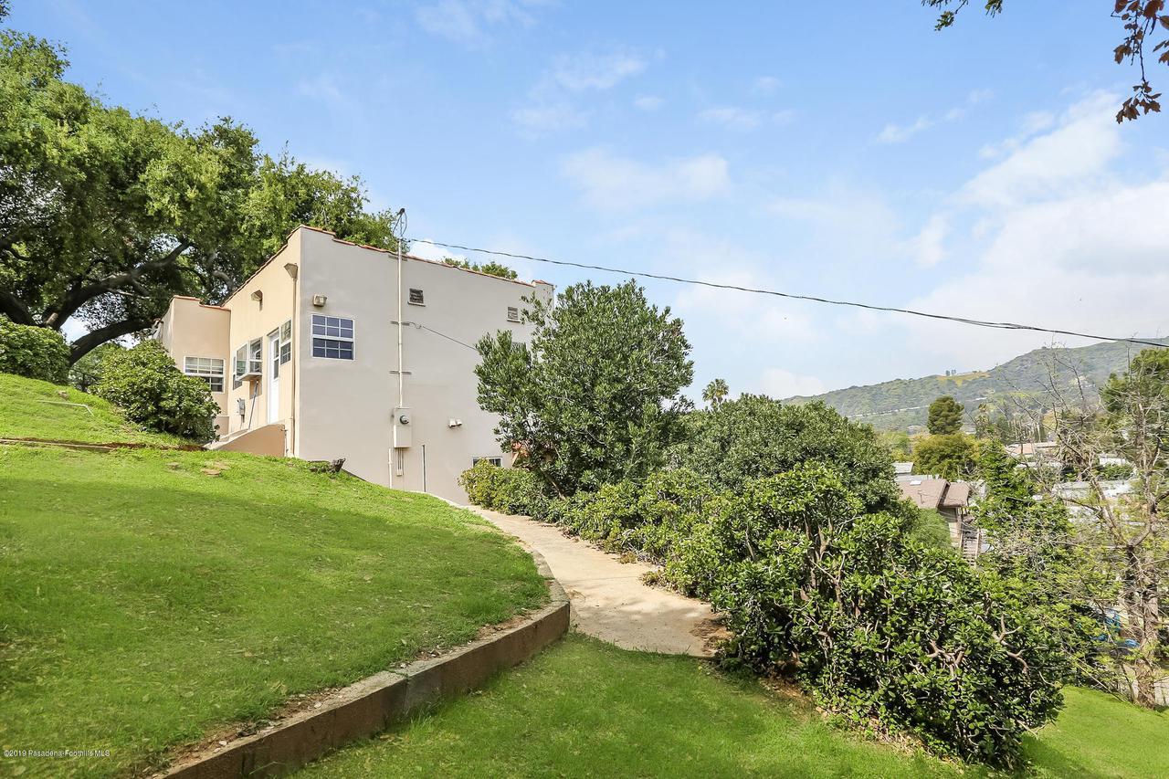 1654 GLEN AYLSA, Los Angeles (City), CA 90041 - 021-photo-rear-view-6869202