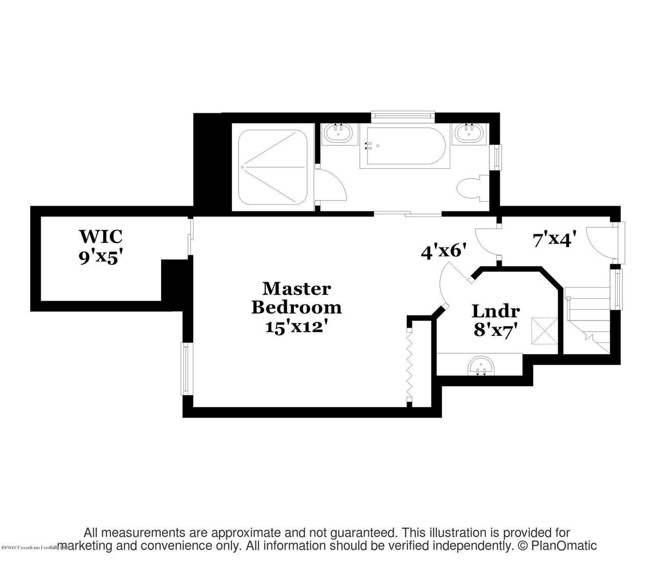 1654 GLEN AYLSA, Los Angeles (City), CA 90041 - floorplan-lower-394879