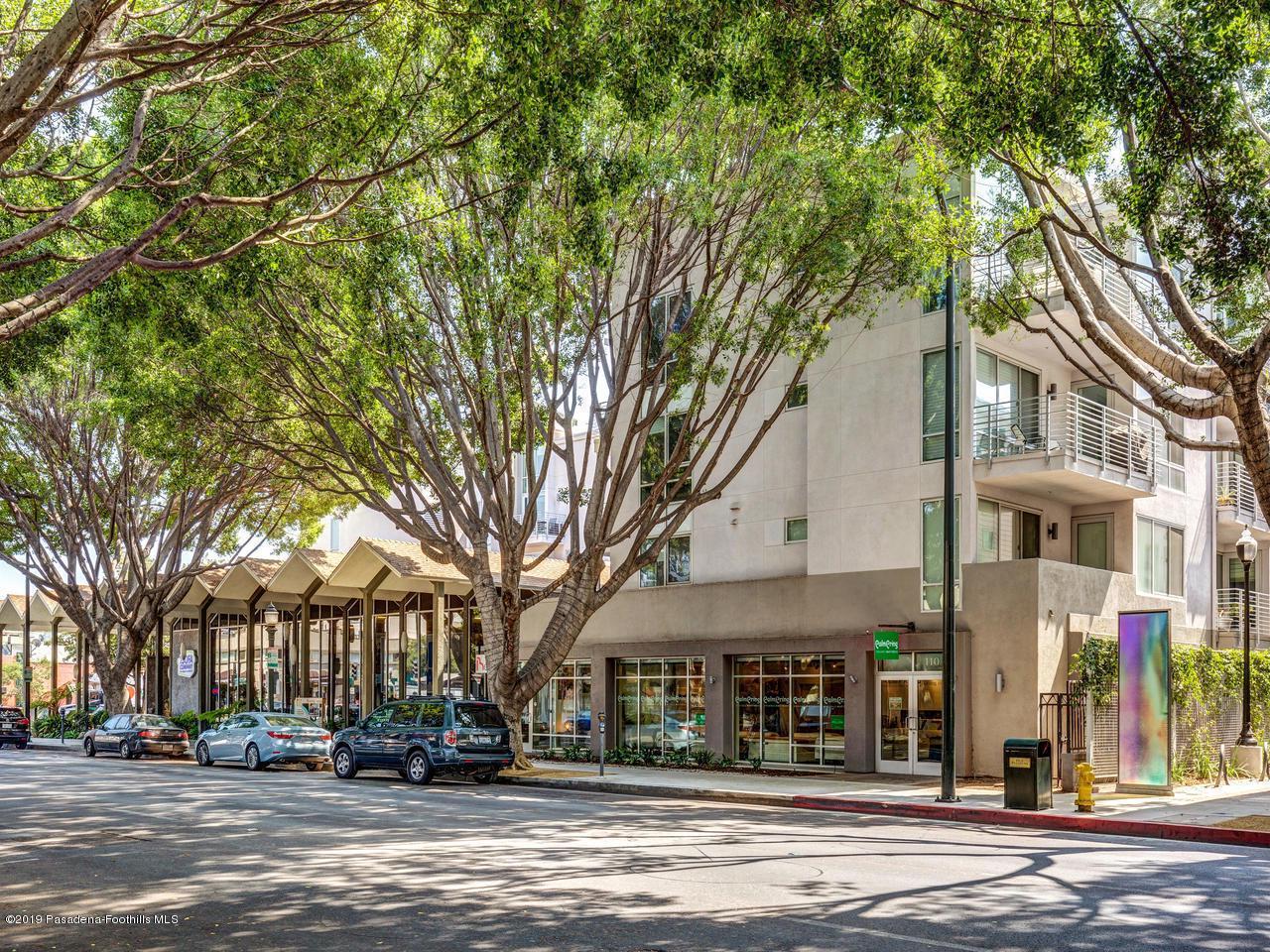 111 DE LACEY, Pasadena, CA 91105 - Building-Green Street