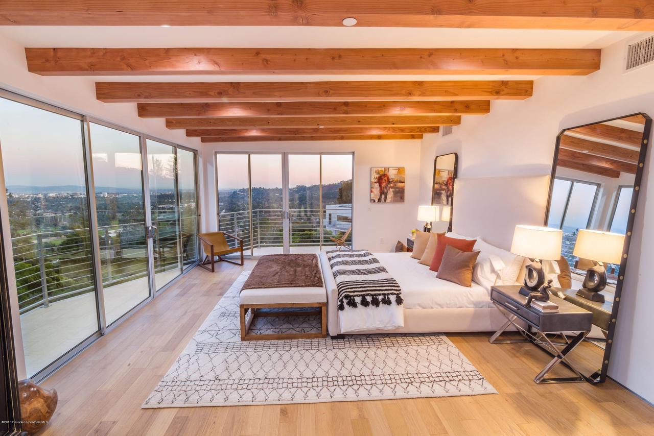 1509 INVERNESS, Pasadena, CA 91103 - Master Bedroom_1509 Inverness Drive_Jaso