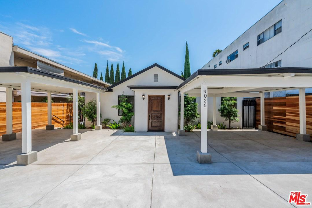 9024 HARRATT, West Hollywood, CA 90069