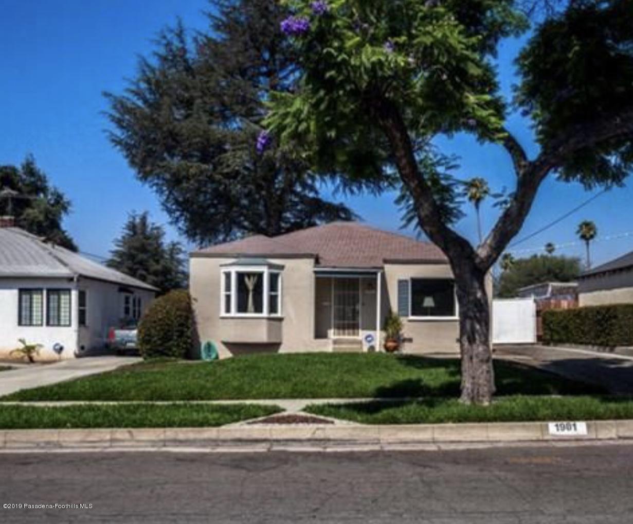 1981 MENTONE, Pasadena, CA 91103 - 9EA6661D-714A-4CB3-B374-DE9B43977043
