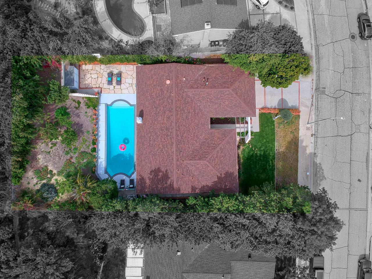 6231 PAT, West Hills, CA 91307 - Property Aeriel