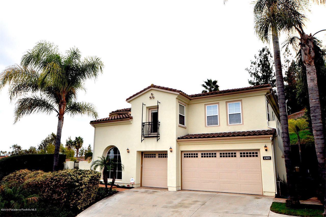 1569 MERIDIAN, South Pasadena, CA 91030 - 1