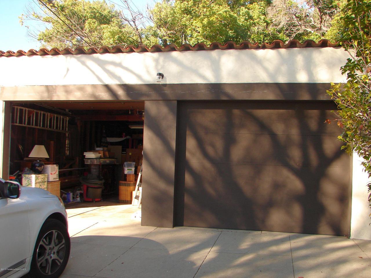 1970 MOUNTAIN, Pasadena, CA 91104 - Garage