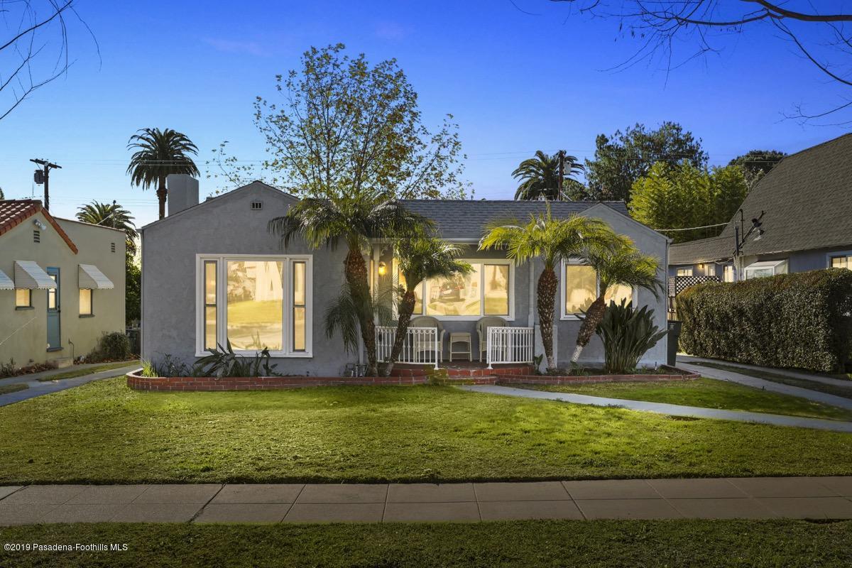 2174 CASA GRANDE, Pasadena, CA 91104 - 1