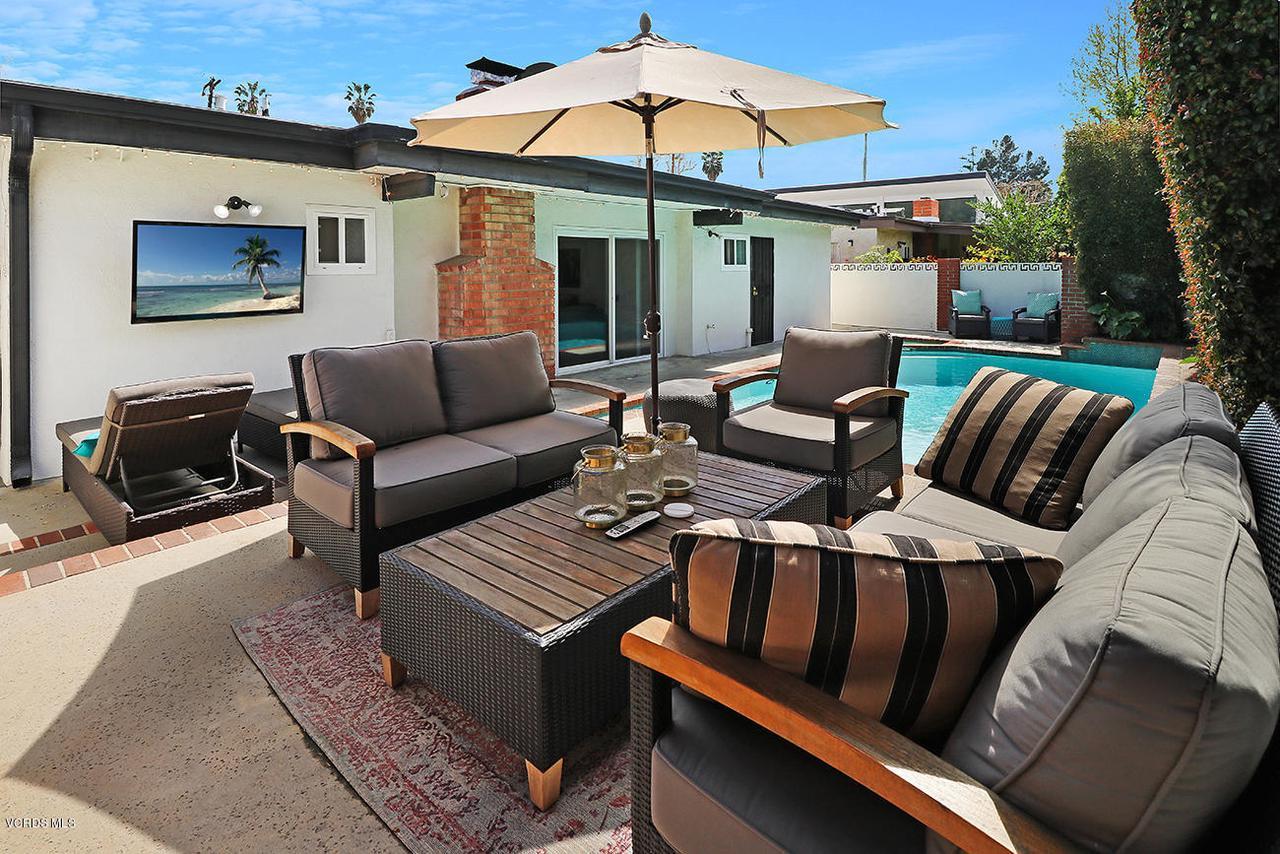 5161 WOODLEY, Encino, CA 91436 - mBackyard and Pool6