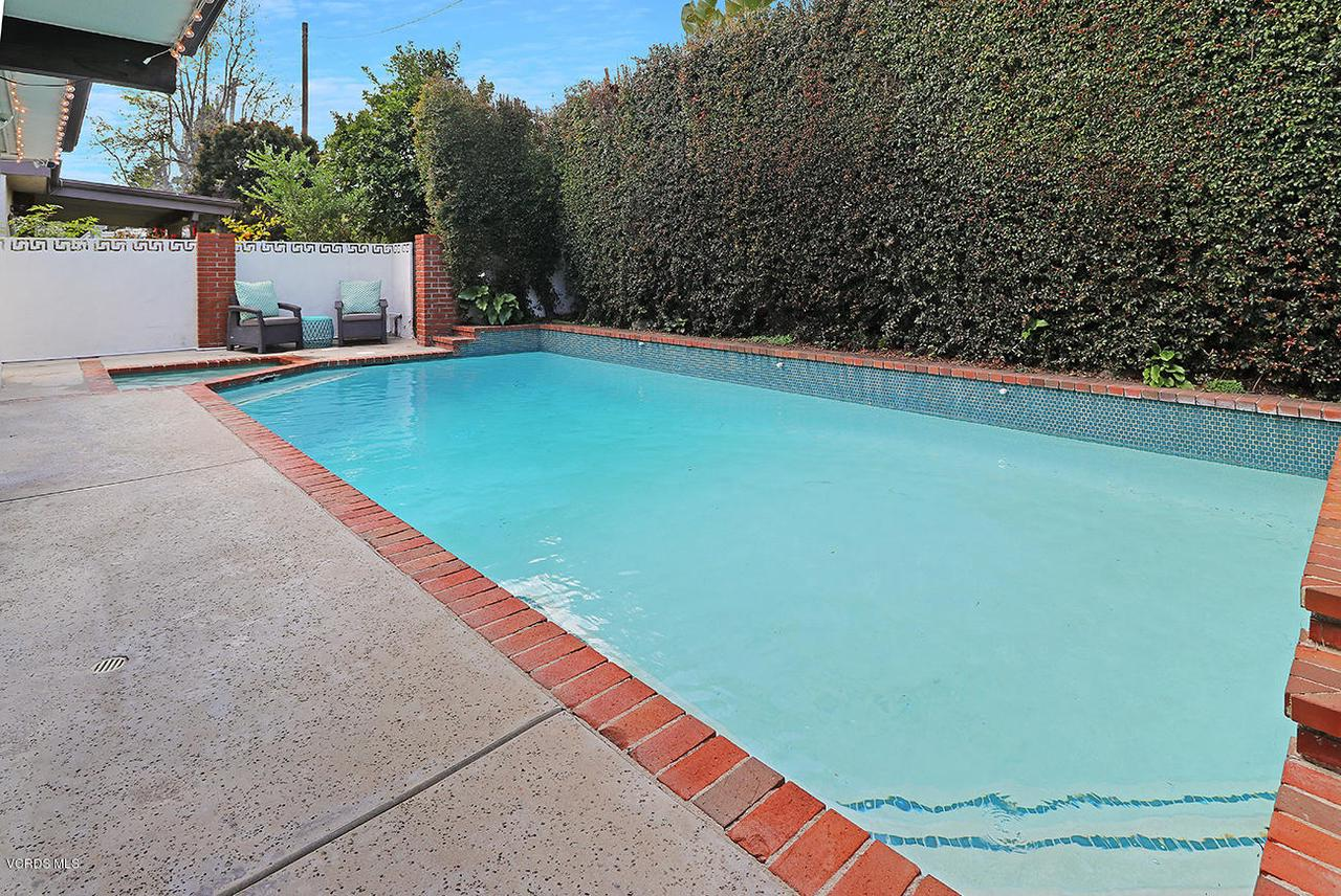 5161 WOODLEY, Encino, CA 91436 - mBackyard and Pool3