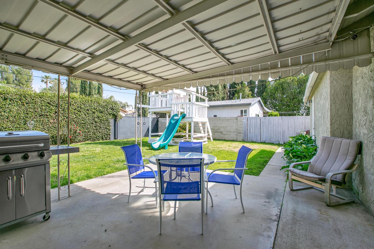 22915 BURTON, West Hills, CA 91304 - from house